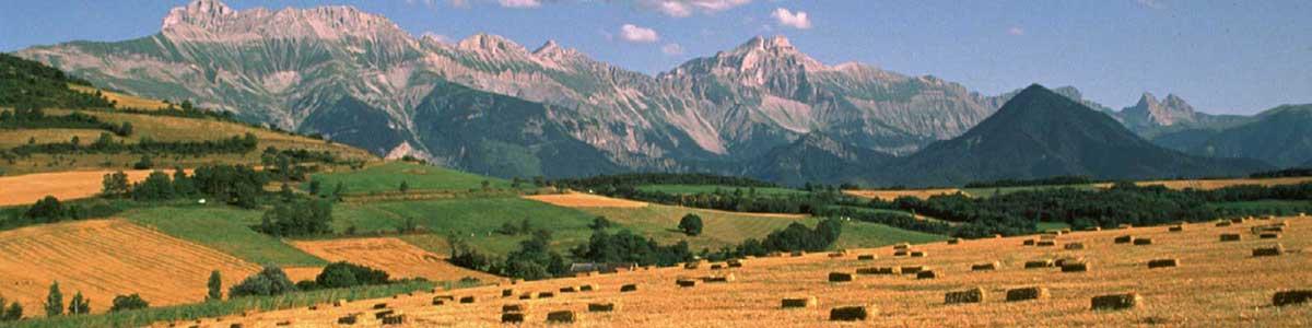 Landschap Trièves