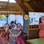 Atelier masques/theatre mini club enfants